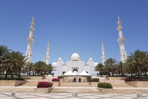 Abu Dhabi Day Tour vanuit Dubai met Lunch