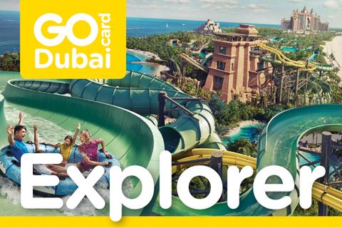 Dubai Explorer Pass: bespaar tot 47% bij 42 topattracties