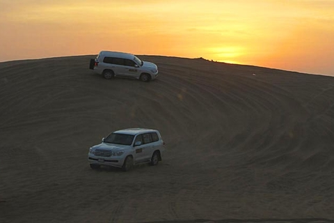 Overnight Safari van de woestijn van Dubai