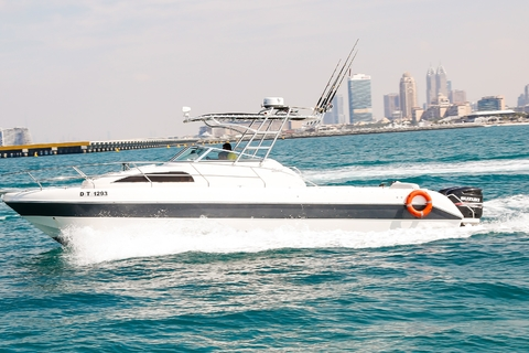 Dubai Marina: 90-minuten Privé Rondvaart