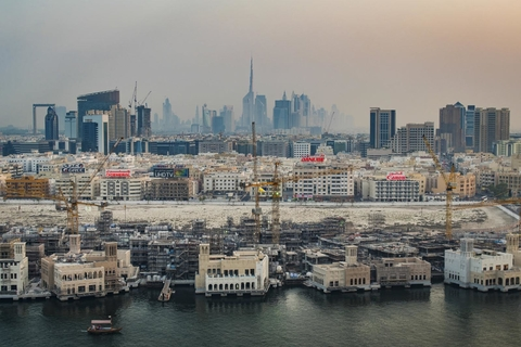 Dubai Private Photo Tour met een professionele fotograaf