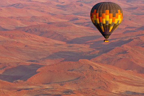 Dubai Hot Air Balloon Vlucht en video
