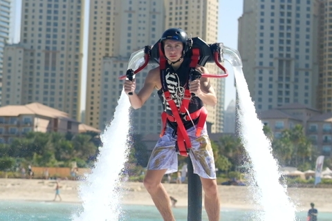 Dubai: 30 minuten Water Jetpack-ervaring The Palm Jumeirah