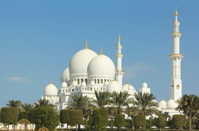Abu Dhabi City Sightseeingtour