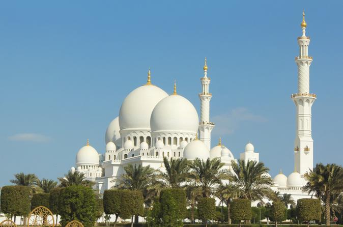 Abu Dhabi City Sightseeingtour - Het juweel van Arabië