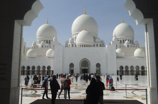 Abu Dhabi Full-Day Trip from Dubai