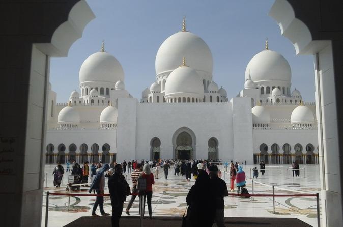 Abu Dhabi Full-Day Trip from Dubai