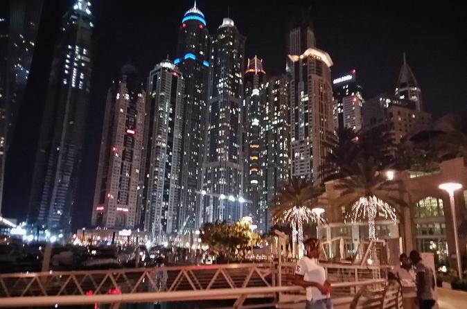 TOUR: incl. Burj Khalifa + avondtour door Dubai