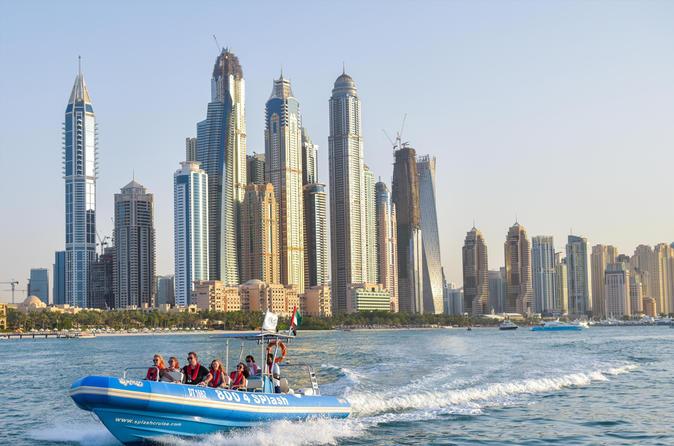 Boottocht op de Perzische Golf vanuit Dubai