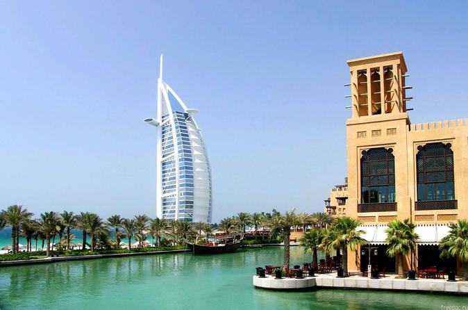 City and Adventure Tour of Dubai