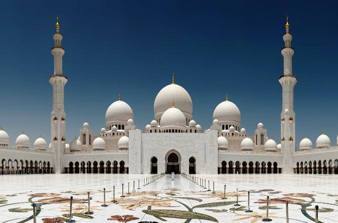 Dagtour Abu Dhabi incl. Ferrari World