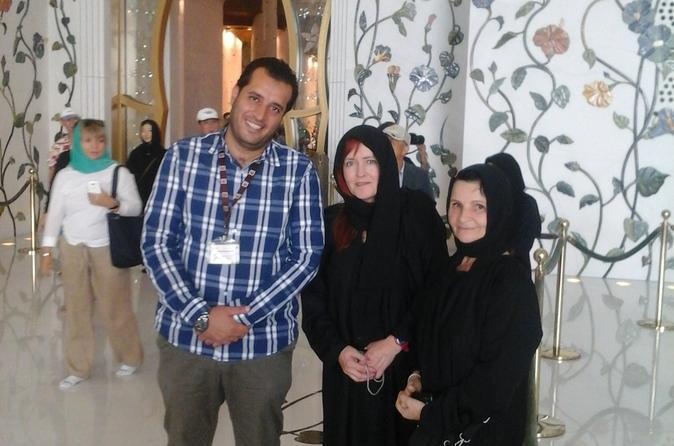Dagtour Abu Dhabi vanuit Dubai