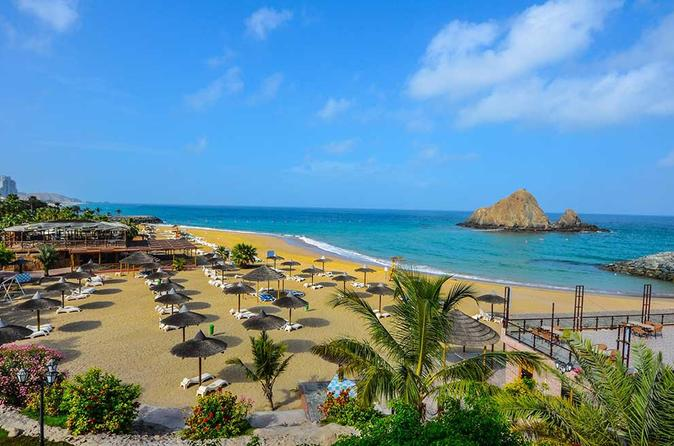 Dagtour oostkust inclusief snorkelen en lunch