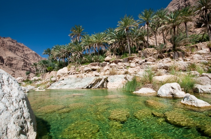 Dagtrip naar Hatta Heritage Village en de woestijnrotsen per privé 4x4