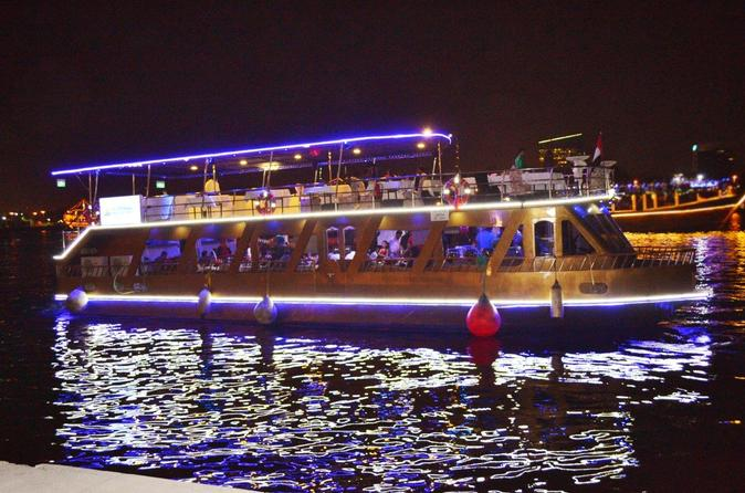 Dhow-dinercruise Dubai