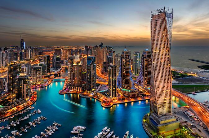 Dhow-dinercruise - Dubai Marina