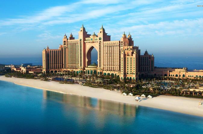 Dining Experience at Kaleidoscope Atlantis The Palm From Dubai