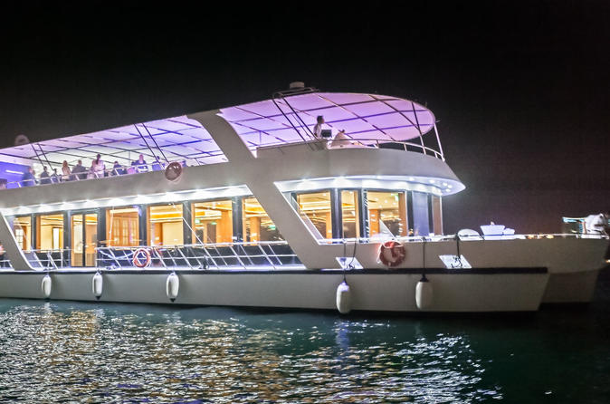 Dubai Marina 5-Star Luxury Dinner Cruise