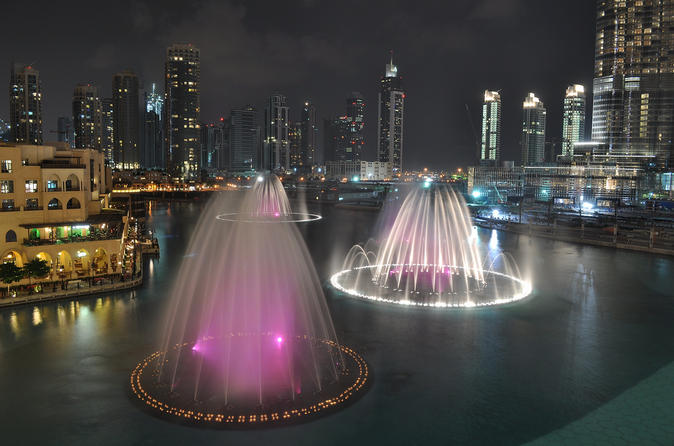Dubai Top 5 bezienswaardigheden tour