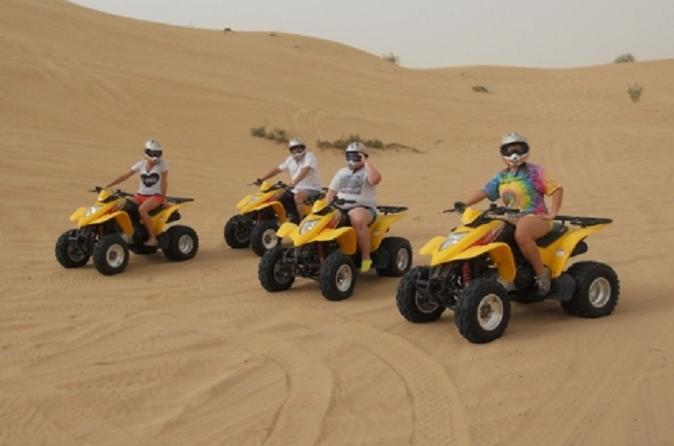 Dune Buggy Safari with ATV Experience