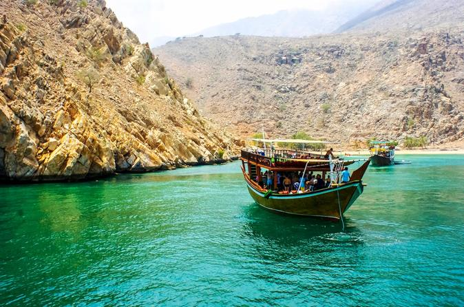 Full-Day Oman Musandam Dibba Tour From Dubai