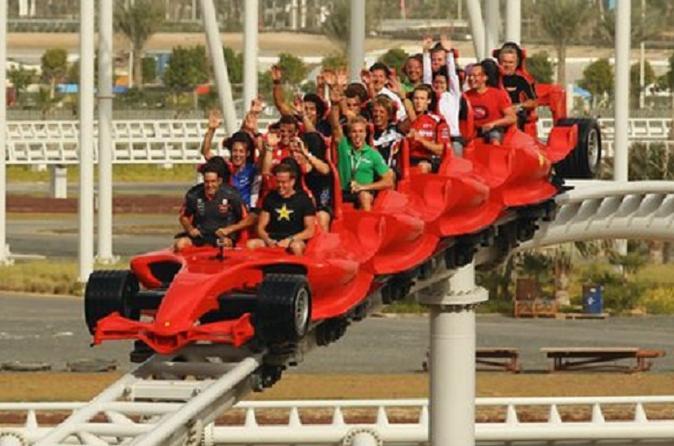 Full-Day Trip to Ferrari World and Yas Island from Dubai