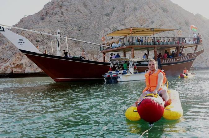Geheel verzorgde dagtrip Oman