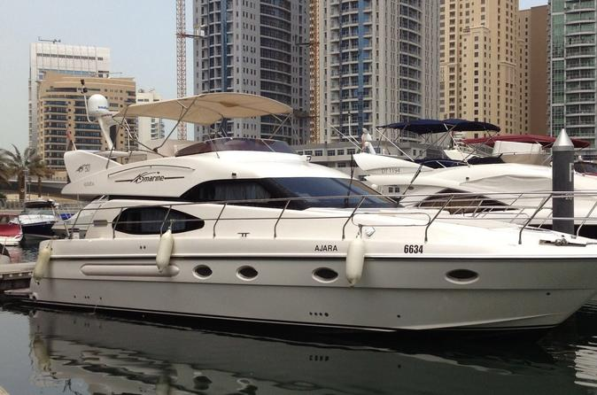 Luxury Yacht Cruise from Dubai Marina