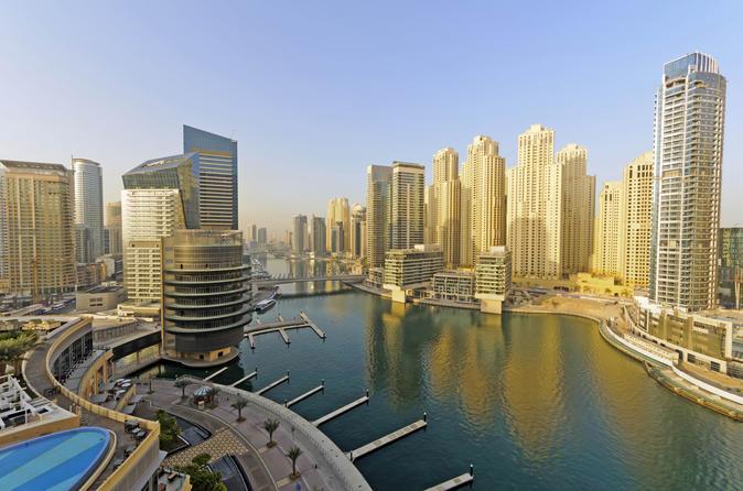 Moderne ontwikkelingstour in Dubai