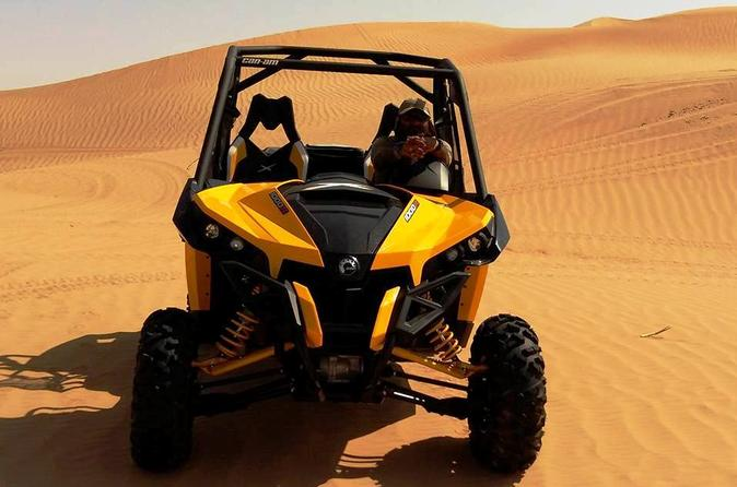 Morning Dune Buggy Adventure From Dubai