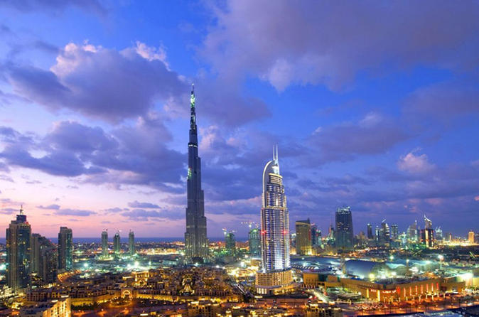Privëstadstour topattracties: Burj Al Arab, Jumeirah Moskee, Dubai Museum