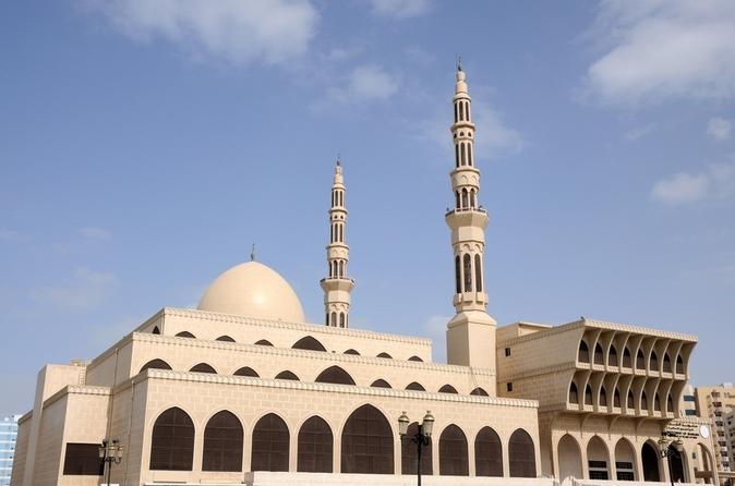 Privétour: hoogtepunten van de stad Sharjah