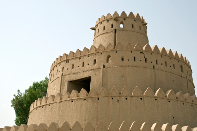 Privétour: sightseeing in de stad Al Ain met vervoer vanuit Dubai