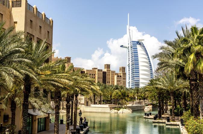 Privétour: sightseeing in Dubai City incl. Burj Khalifa