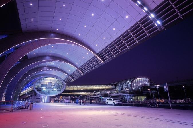 Privétransfer Dubai: cruisehaven naar internationale luchthaven van Dubai