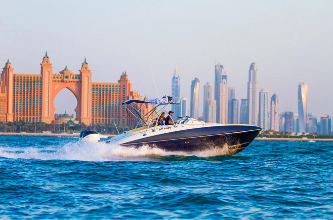 Private Dubai Sightseeing Cruise Tour