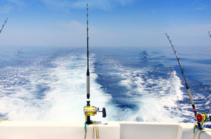 Private Tour: Deep-Sea Fishing Trip