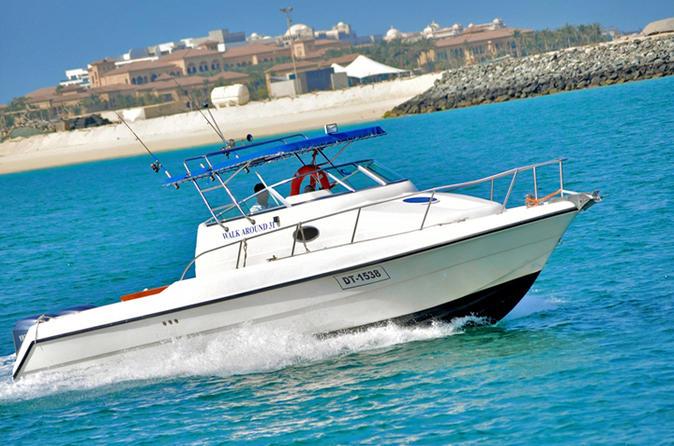 Private Tour: Dubai Sightseeing Speedboat Cruise
