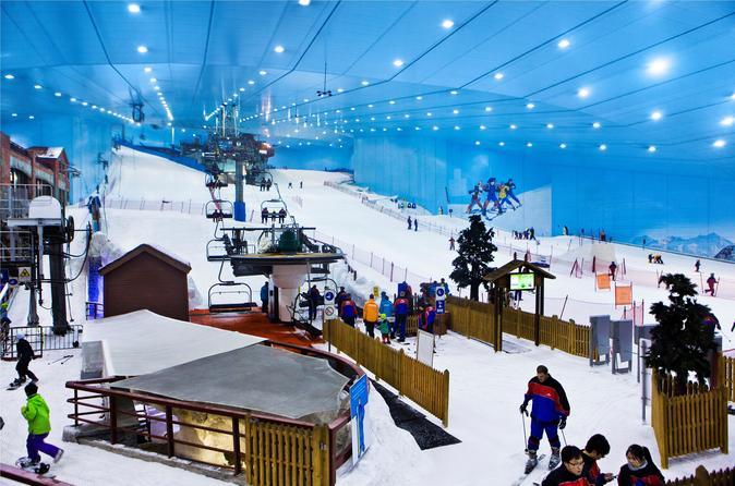 Ski Dubai-polarpass