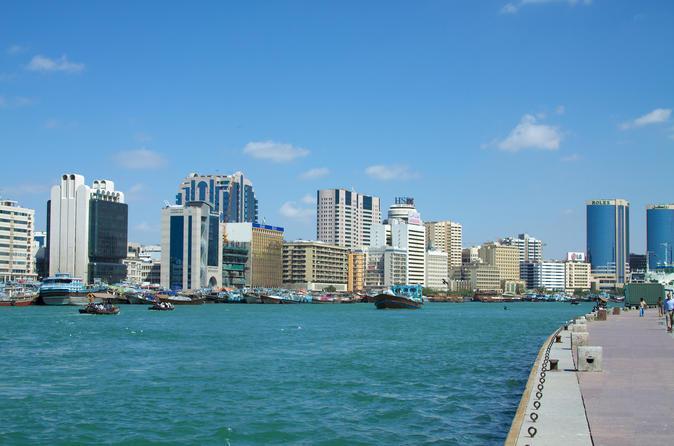 Stadstour van een halve dag in Dubai