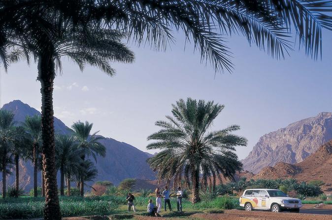 Tour naar Hatta Heritage Village en de woestijn in VAE per 4x4 vanuit Dubai