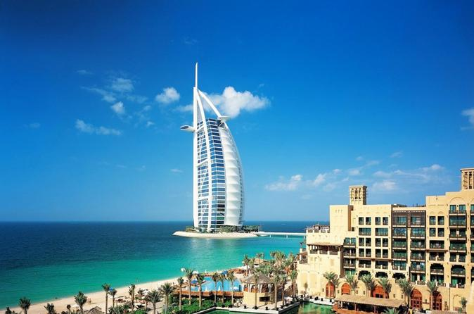 Traditional Dubai Tour with Lunch and Burj Khalifa Visit