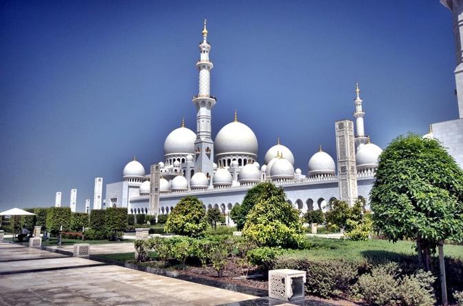 Volledige dagtour Abu Dhabi vanuit Dubai