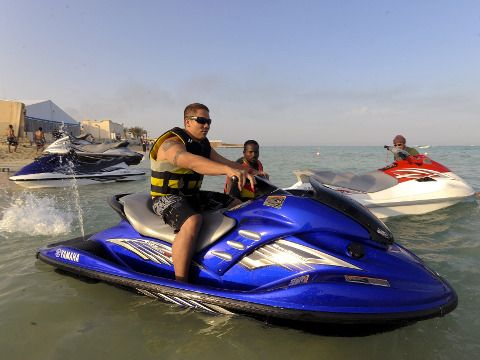 Watersport in Dubai