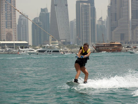 Watersport tickets Dubai