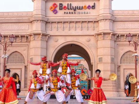 Bollywood Themapark Dubai