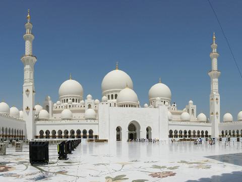 Abu Dhabi en overige Emiraten vanuit Dubai bezoeken