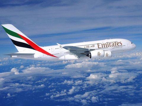 Vliegtickets Dubai