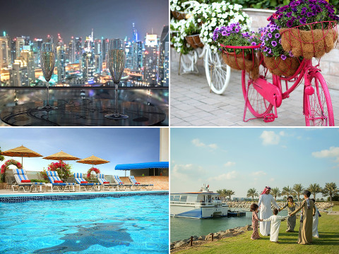 Hotels in Dubai per thema