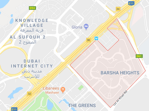 Hotels in Barsha Heights Dubai